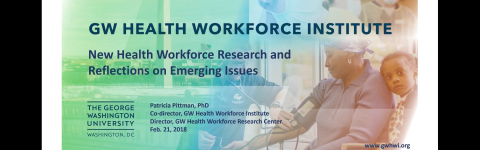 New Health Workforce Research and Reflections on Emerging Issues